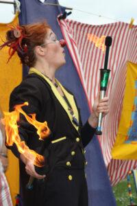 Circus Knopf